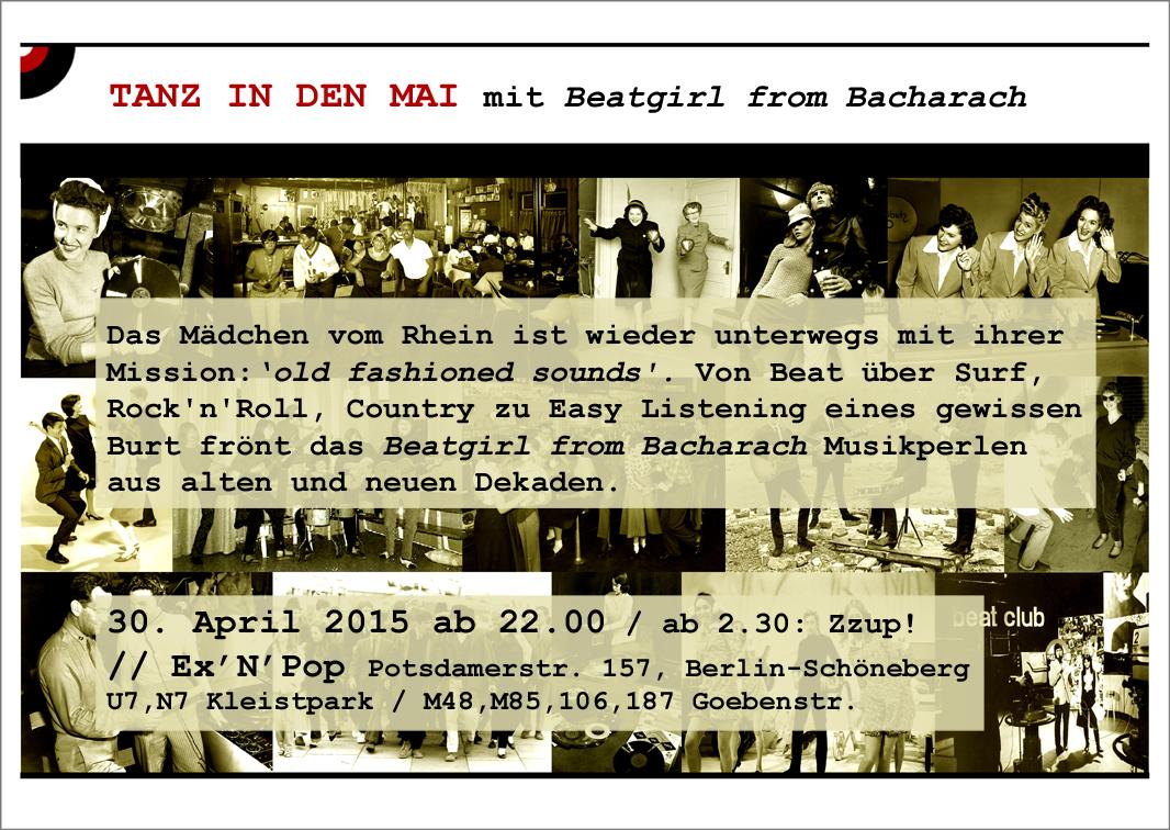 beatgirl from bacharach_tanz in den mai 2015