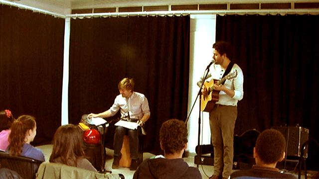 SONGWERKSTATT kulturbeat Marcel&Herr Wiesner